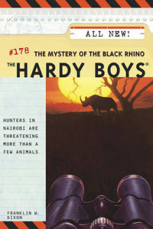 Mystery of the Black Rhino av Franklin W. Dixon og Jeff Walker (Heftet)