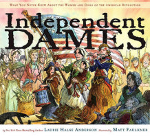 Independent Dames av Laurie Halse Anderson (Innbundet)