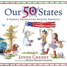 Our 50 States av Lynne Cheney (Innbundet)