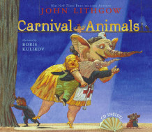 Carnival of the Animals av John Lithgow (Blandet mediaprodukt)