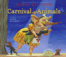Carnival of the Animals av John Lithgow (Lydbok-CD)
