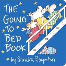 The Going to Bed Book av Sandra Boynton (Annet bokformat)