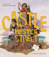 Omslag - The Castle on Hester Street
