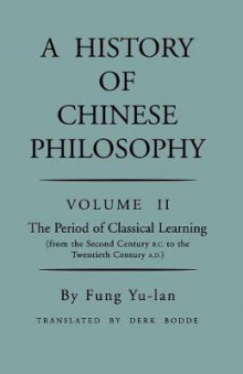 History of Chinese Philosophy, Volume 2 av Yu-lan Fung (Heftet)