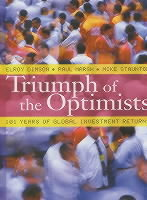 Triumph of the Optimists av Elroy Dimson, Paul Marsh og Mike Staunton (Innbundet)