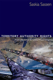 Territory, Authority, Rights av Saskia Sassen (Innbundet)