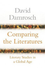 Comparing the Literatures av David Damrosch (Innbundet)