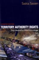 Territory, Authority, Rights av Saskia Sassen (Heftet)