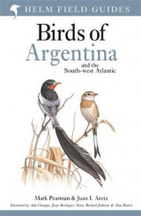 Omslag - Birds of Argentina and the South-west Atlantic