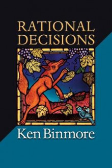 Rational Decisions av Ken Binmore (Heftet)