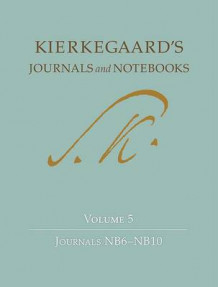 Kierkegaard's Journals and Notebooks, Volume 5 av Soren Kierkegaard (Innbundet)