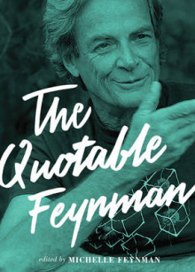 The Quotable Feynman av Richard P. Feynman (Innbundet)