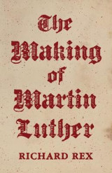 Omslag - The Making of Martin Luther