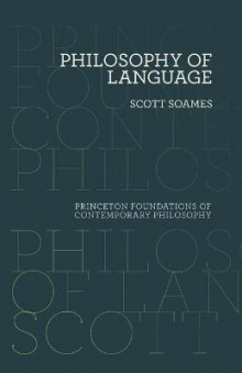 Philosophy of Language av Scott Soames (Heftet)