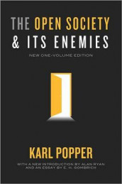 The Open Society and Its Enemies av Karl R. Popper (Heftet)