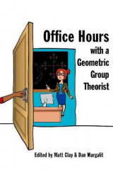Omslag - Office Hours with a Geometric Group Theorist