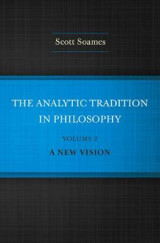 Omslag - The Analytic Tradition in Philosophy, Volume 2