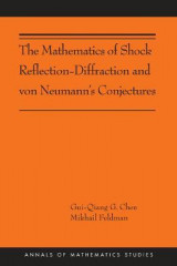 Omslag - The Mathematics of Shock Reflection-Diffraction and von Neumann's Conjectures