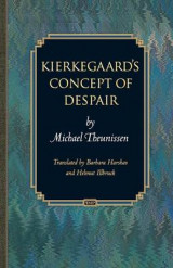 Omslag - Kierkegaard's Concept of Despair