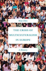 Omslag - The Crisis of Multiculturalism in Europe
