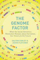 Omslag - The Genome Factor