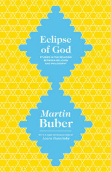 Eclipse of God av Martin Buber (Heftet)