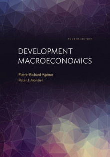 Development Macroeconomics av Pierre-Richard Agenor og Peter J. Montiel (Innbundet)