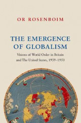 Omslag - The Emergence of Globalism