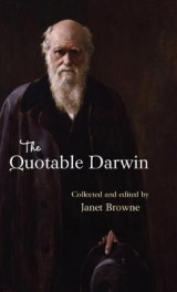 Omslag - The Quotable Darwin