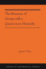 Omslag - The Structure of Groups with a Quasiconvex Hierarchy
