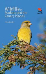 Omslag - Wildlife of Madeira and the Canary Islands