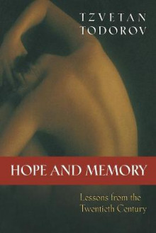 Hope and Memory av Tzvetan Todorov (Heftet)