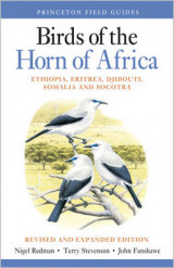 Omslag - Birds of the Horn of Africa