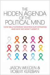 Omslag - The Hidden Agenda of the Political Mind