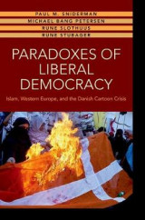 Omslag - Paradoxes of Liberal Democracy