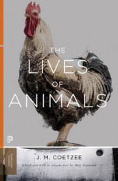 The Lives of Animals av J. M. Coetzee (Heftet)