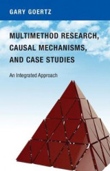 Omslag - Multimethod Research, Causal Mechanisms, and Case Studies