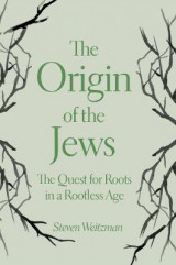 Omslag - The Origin of the Jews