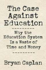 Omslag - The Case against Education