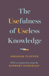 Omslag - The Usefulness of Useless Knowledge