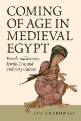 Omslag - Coming of Age in Medieval Egypt