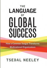 Omslag - The Language of Global Success
