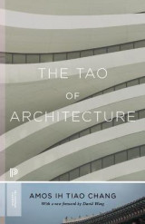 Omslag - The Tao of Architecture