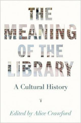 Omslag - The Meaning of the Library