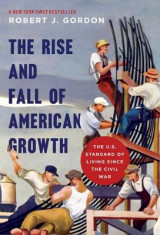 Omslag - The Rise and Fall of American Growth