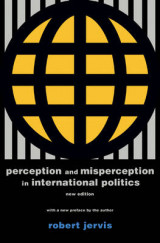 Omslag - Perception and Misperception in International Politics