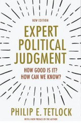 Omslag - Expert Political Judgment