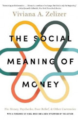 Omslag - The Social Meaning of Money