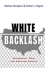 Omslag - White Backlash