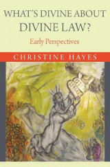 Omslag - What's Divine About Divine Law?